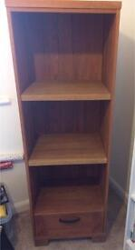 Barker and Stonehouse book case