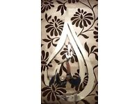 Islamic stainless steel wall art Allah (swt)