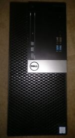 Intel i5 6th gen DELL OptiPlex 3046 Workstation PC with Monitor
