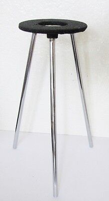 Lab Bunsen Burner Tripod Cast Iron Support Stand 9 New