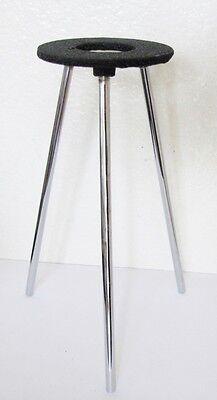 Lab Bunsen Burner Tripod Cast Iron Support Stand 9 New