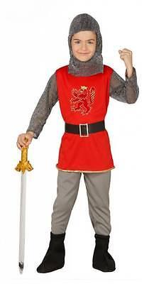 Ritter Kostüm für Jungen Ritter Kostüm Mittelalter für Kinder 81601-81603