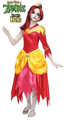 Girls ZOMBIE BELLE Once Upon a Zombie Halloween Costume Collection