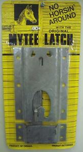 Mytee Latch - A Better Sliding Gate Latch