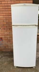 **PERFECTLY WORKING WHIRLPOOL FRIDGE**FREE DELIVERY**OFFERS?**