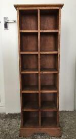Elephant Wooden Shelves/CD or DVD unit - £35 pretty design