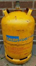 CALOR GAS BOTTLE LOG BURNER