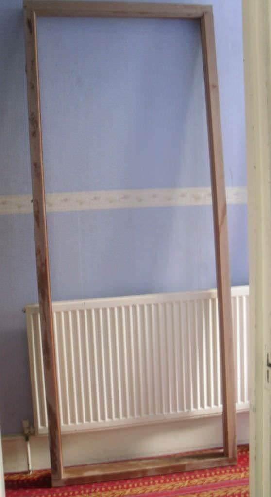 EXTERNAL/INTERNAL DOOR LINING FRAME | in Stoke Newington, London ...