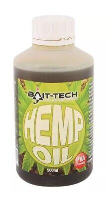 BAIT-TECH HEMP OIL NEW !