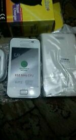Samsung mobile phone Ace brand new