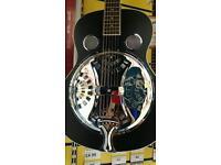 Crossfire Resonator Guitar
