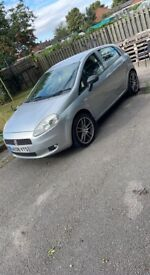 image for Fiat, GRANDE PUNTO, Hatchback, 2008, Manual, 1242 (cc), 5 doors