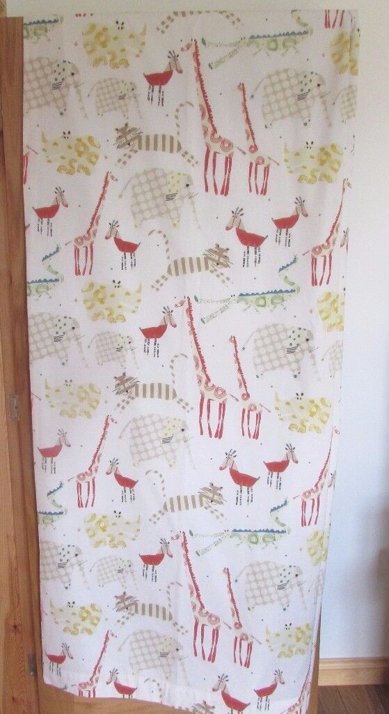 JOHN LEWIS CHILDRENS AT THE ZOO BLACKOUT CURTAINS