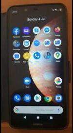 Nokia 5.1 plus smart phone