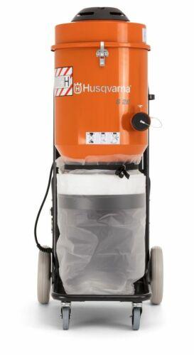 Husqvarna S26 Dust Extractor / Single Phase Hepa Vacuum, 120V, 967755601