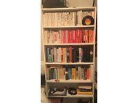 Bookcase for sale - Argos Main Tall Wide Bookcase in White