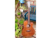 Tanglewood. TVC Koa electro acoustic guitar . Lovely condition.