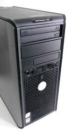 Gaming PC + 6 Games (GTA 5, i5, Quad, 5GB Ram + 1GB FirePro, Dell, GTX, Desktop PC, Computer, PC