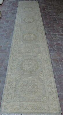 2' 6' x 14' Chobi Peshawar Antiqued Persian Design 14 ft Affordable Runners