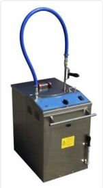 Aires filter machine