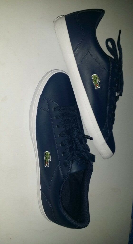 31f88761efc2 Brand new mens Lacoste trainers cheap