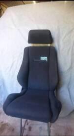 Designer Touring car seat