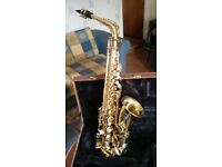 Artemis Mk2 Alto Saxaphone Sell or Swap