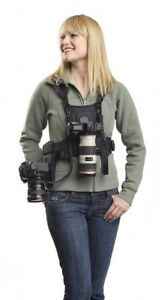 Cotton carrier camera holster