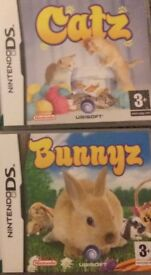 Nintendo Petz Bundle X4 Games