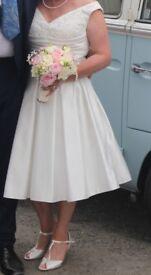 Wedding Dress - Vintage Style