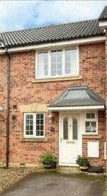 Two bed modern town house to rent in Pocklington.
