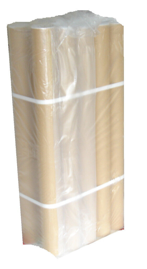 Cardboard tubes x 42. Dimensions 686 mms x 63.5 mms.