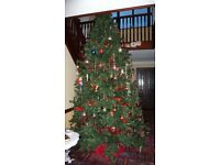 10ft Delux Christmas Tree with stand