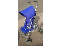 Red Kite Pushchair with Raincover