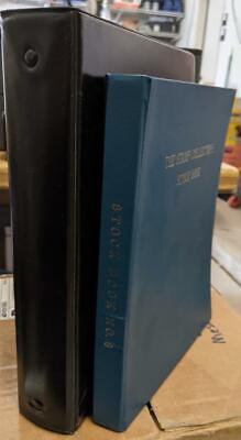 Worldwide - Mint & Used in 2 Stockbooks (#23-0606) - No Reserve!