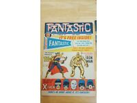 Fantastic Comics Complete Collection 1967-1968
