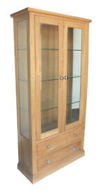 *NEW* Glazed Display Cabinet