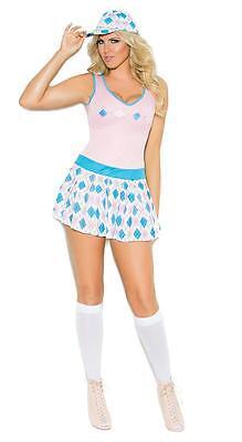 Golf Tease Plus Size Elegant Moments Costume Halloween Cosplay 99003X - Halloween Golf Costume