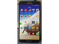 Samsung Galaxy Note 3, Boxed, on Vodafone + Many Extras
