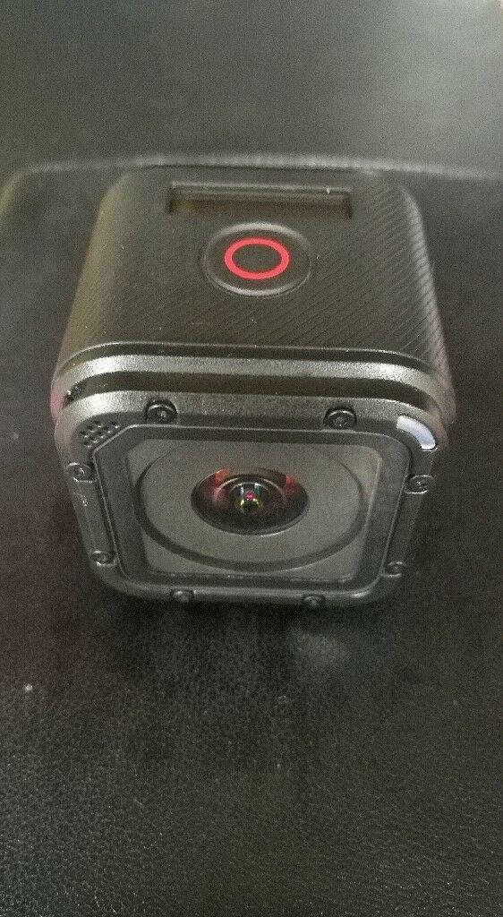 GoPro hero 4 session + 8gb memory card