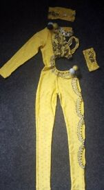 Freestyle Dance Costume