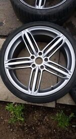 """19"""" ALLOY WHEELS FOR SALE"""