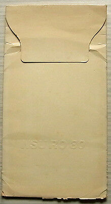 NSU Ro 80 Car Sales Literature Pack Brochures c1968 FRENCH TEXT