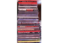 Rock CDs -AC/DC, ZZ Top, Yes, Deep Purple and more, all in excellent condition. £3 each