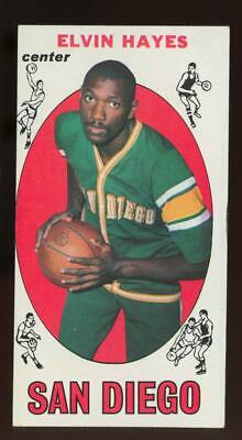 1969 Topps #75 Elivin Hayes RC Rookie