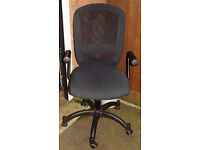 Ikea Mesh Back Swivel Chair - Good condition