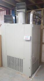 PV72 Benson air heater