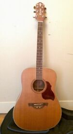 Crafter Acoustic Guitar