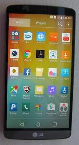 LG G3 LIKE NEW IN BOX BELL/VIRGIN
