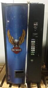 WITTERN 3040 Distributrice à boisson réfégéré Harley Davidson usagée